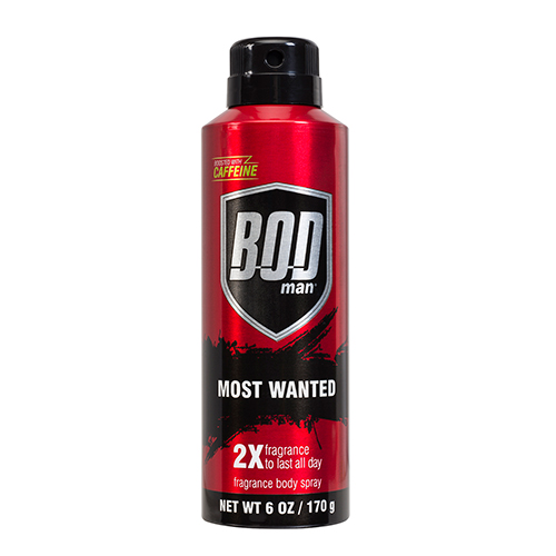 Bod Man Most Wanted 6 oz