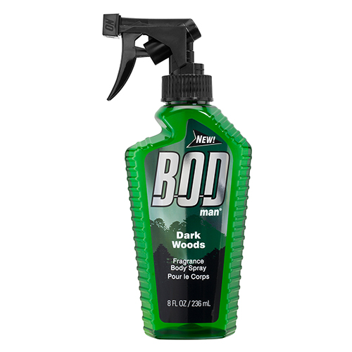 Bod Man Dark Woods Body Spray