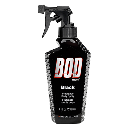Bod Man Black Body Spray