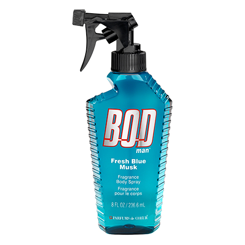 Bod Man 8 oz Fresh Blue Musk