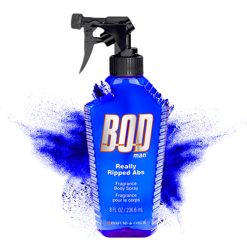 Bod Man Really Ripped Abs Spray